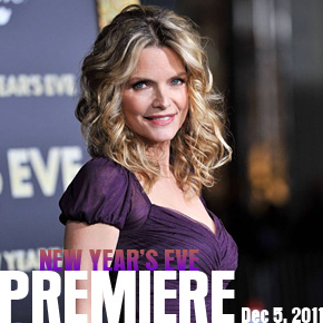 'New Year's Eve' Premiere at Grauman's Chinese Theatre