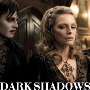 """New Images of """"Dark Shadows"""""""
