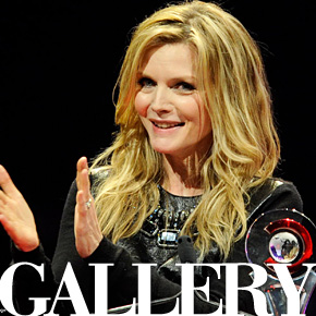 """Michelle Pfeiffer receives """"Cinema Icon Award"""" + 100 HQ Images 
