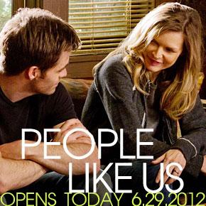 """People Like Us"" Reviews Summary | June 29, 2012"