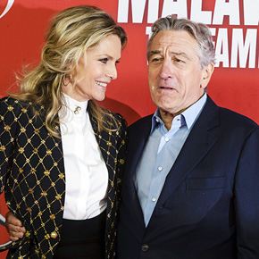Robert 'Regrets' Not Working with Michelle Pfeiffer Sooner | November 17, 2013