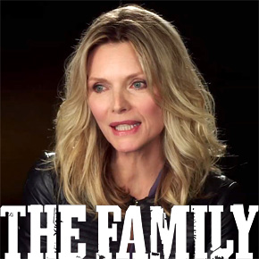 The Family | Michelle Pfeiffer Featurette & More! | August 28, 2013