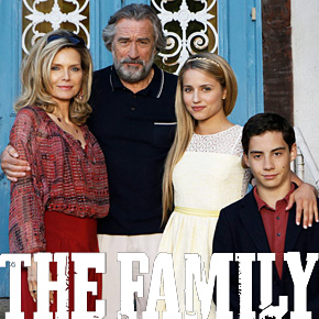 """First Review of """"The Family"""" AKA """"MALAVITA"""" 