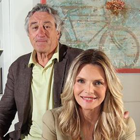 De Niro, Pfeiffer: In love, enraged in 'The Family' | September 11, 2013