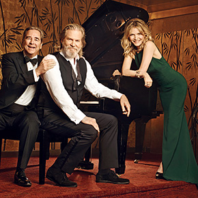 Michelle Pfeiffer & The Bridges Brothers's 'Fabulous' reunion | November 6, 2014