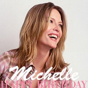 Happy Birthday Michelle!!! | April 29, 2014