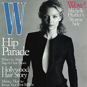 Wow! Michelle Pfeiffer's Steamy Side | February 1999